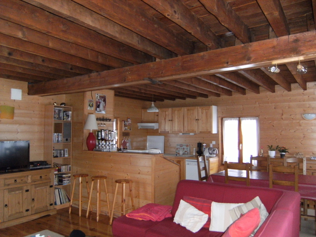 Agence immobili re g rardmer annonce chalets n 2205 for Agence immobiliere gerardmer