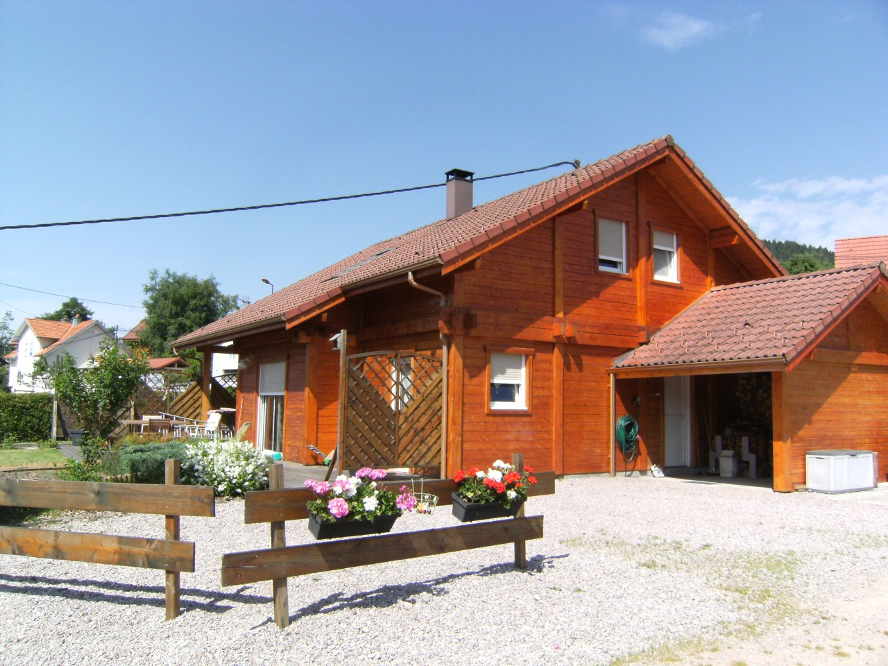 Agence immobili re g rardmer annonce chalets n 2223 for Agence immobiliere gerardmer