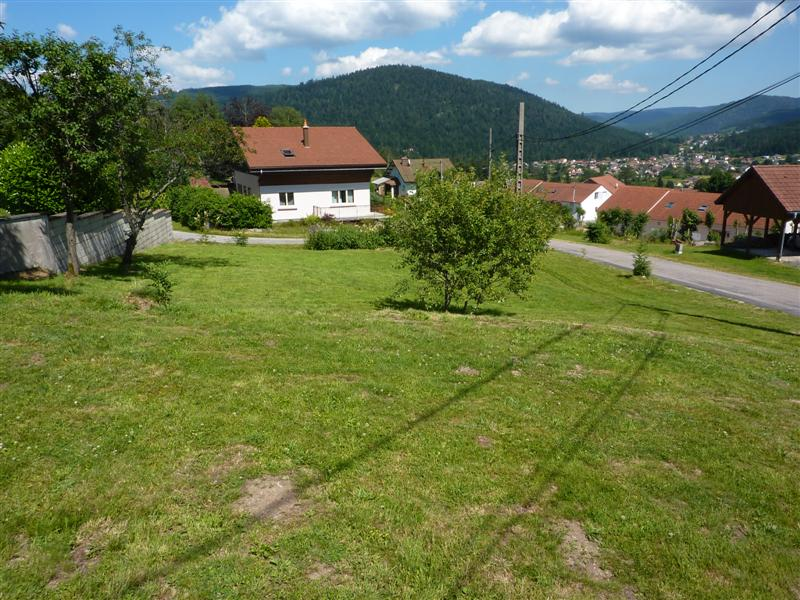 Agence immobili re g rardmer annonce terrains n 2364 for Agence immobiliere gerardmer