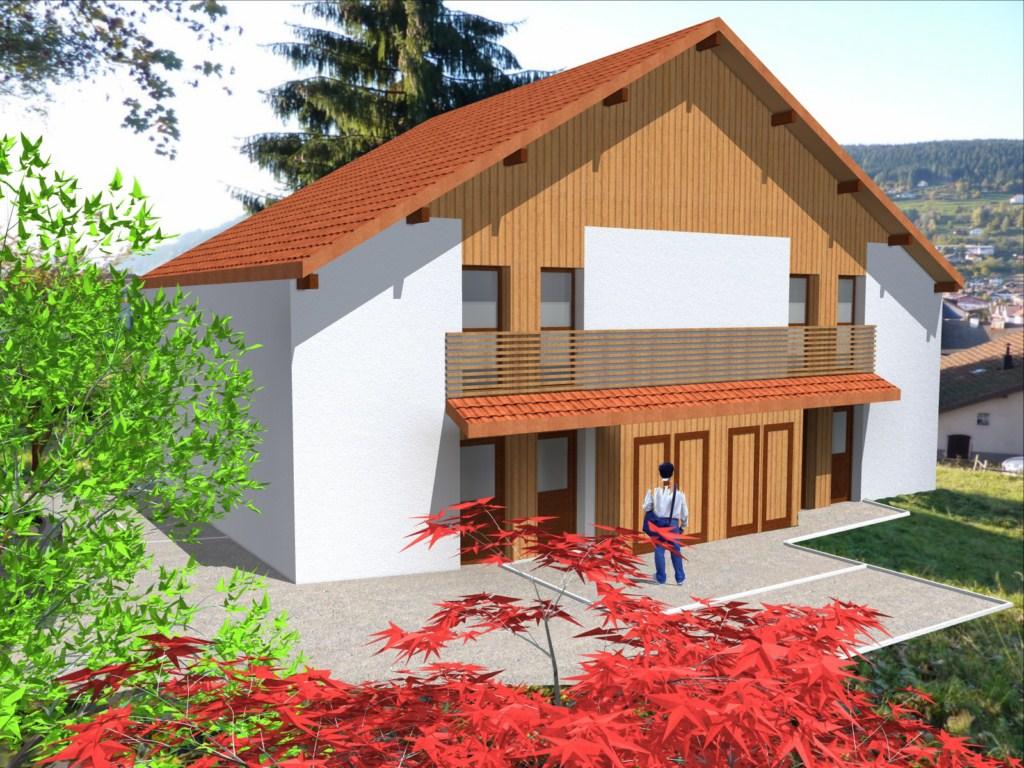 G rardmer immobilier for Piscine a gerardmer